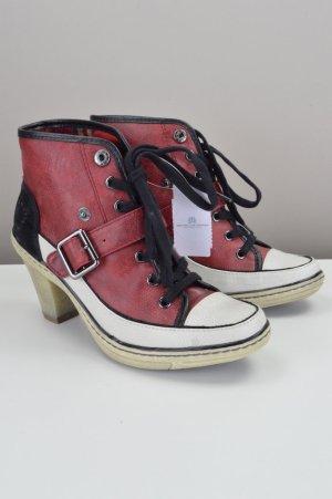 Tamaris Sneaker Heels Sneaker rot Größe 38