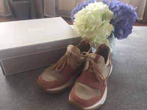 Tamaris Sneaker nude Rose Gr. 38 2 mal getragen