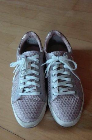Tamaris Basket blanc-rose clair