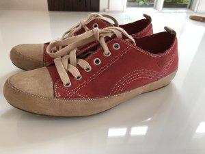 Tamaris Sneaker (rot /beige)