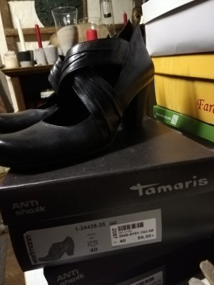 Tamaris Spange Pumps Gr. 40