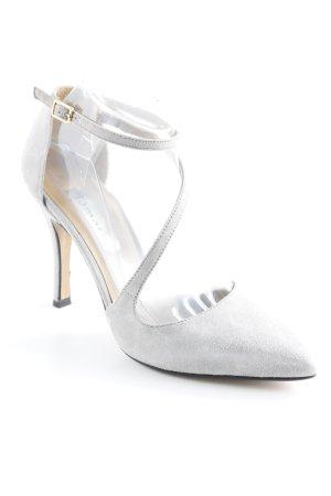 Tamaris Stiletto gris clair élégant