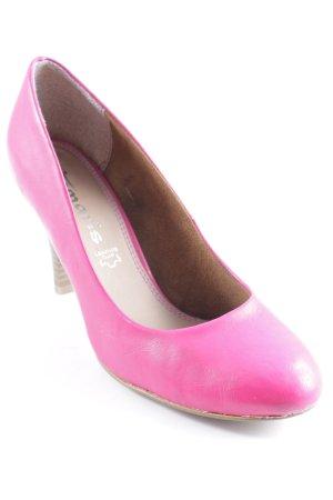 Tamaris Spitz-Pumps pink Elegant