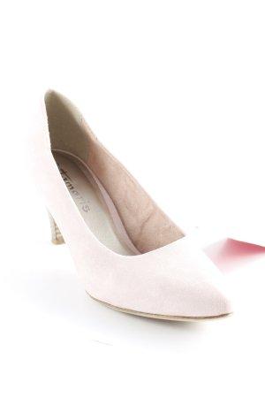 Tamaris Spitz-Pumps rosé Elegant