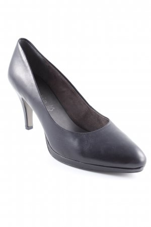 Tamaris Spitz-Pumps schwarz Elegant