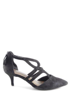 Tamaris Pointed Toe Pumps black elegant