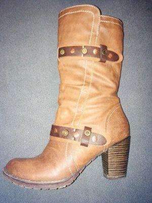 Tamaris Halfhoge laarzen veelkleurig
