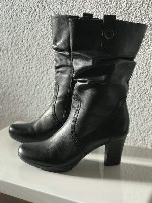 Tamaris Stiefel 40 schwarz