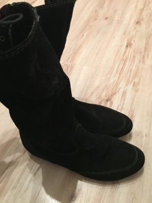 Tamaris Lace-up Boots black