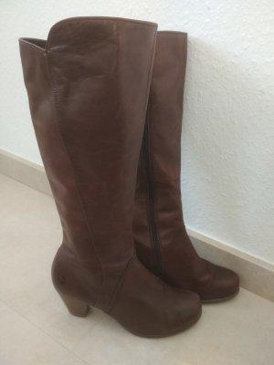 Tamaris Stiefel/ Lederstiefel/ Absatzstiefel