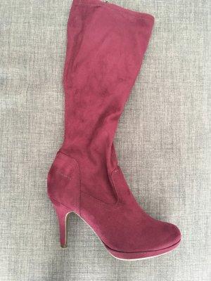 Tamaris Stiefel lila/purpur