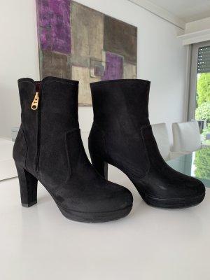 Tamaris Heel Boots black