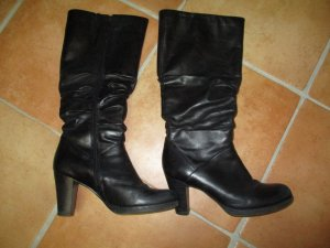 Tamaris Jackboots black imitation leather