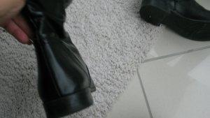 TAMARIS Stiefel schwarz Größe 38 flacher Absatz neuwertig
