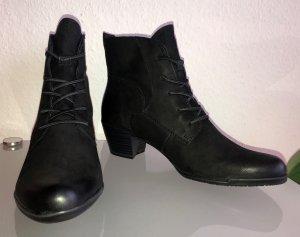 Tamaris Winter Booties black leather