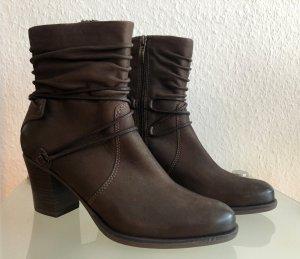 Tamaris Winter Booties multicolored leather