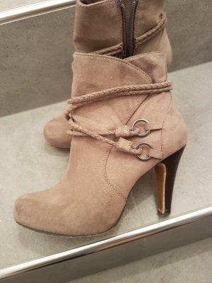 Tamaris Booties light brown-beige