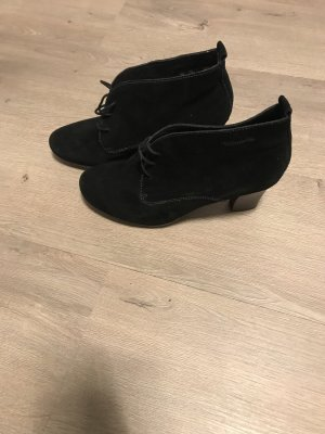 Tamaris Lace Shoes black