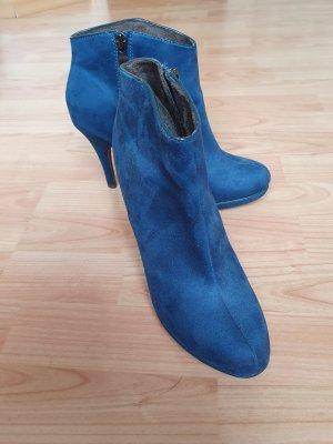Tamaris Ankle Boots petrol