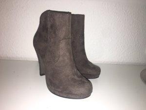Tamaris Stivaletto con zip grigio-grigio scuro