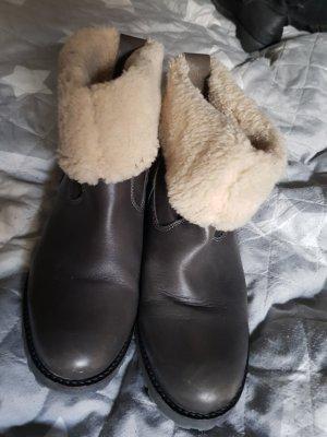 Tamaris Korte laarzen taupe-grijs-bruin