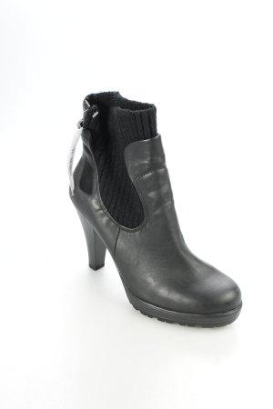 Tamaris Stiefeletten schwarz klassischer Stil