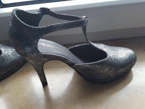 Tamaris T-Strap High Heels