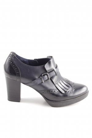 Tamaris Zapatos Informales negro look casual