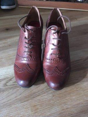 Tamaris Loafers cognac-bruin