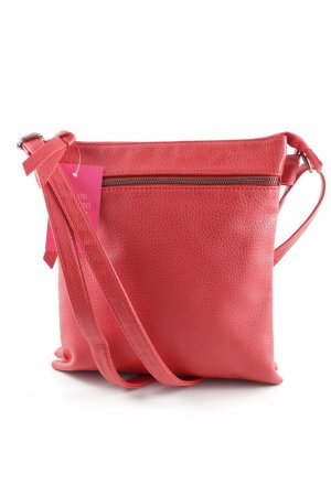 Tamaris Crossbody bag neon red casual look
