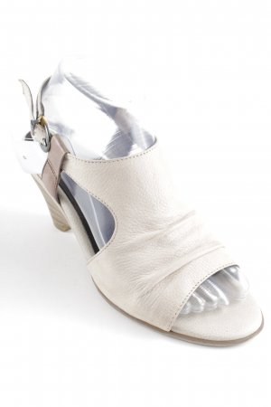 Tamaris Wedges Sandaletten beige Casual-Look