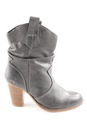 Tamaris Western Booties black casual look