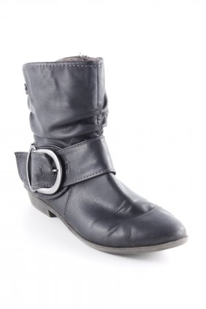 Tamaris Western Booties black casual look