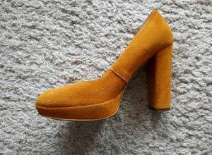 Tamaris Wildleder Pumps High Heels