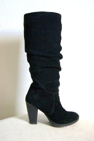 Tamaris Slappe laarzen zwart