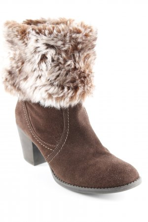 Tamaris Winter-Stiefeletten mehrfarbig Casual-Look