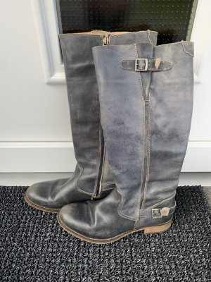 Tamaris Winter Boots dark blue