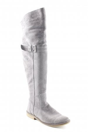 Tamaris Winterstiefel grau Casual-Look