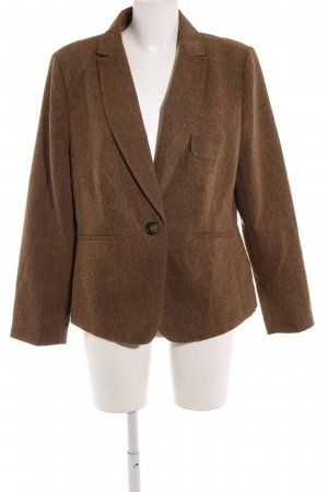 Tamaris Wool Blazer flecked casual look