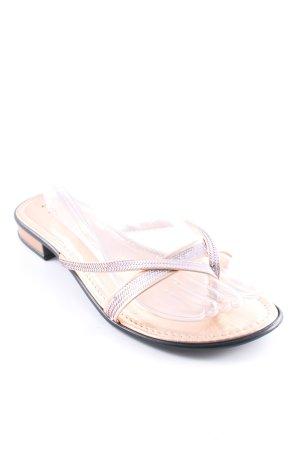 Tamaris Toe-Post sandals dusky pink elegant