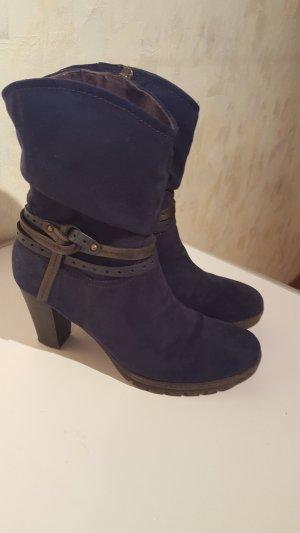 Tamris Stiefeletten in dunkel blau