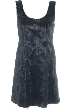 Tandem A-Linien Kleid schwarz Casual-Look