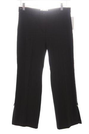 Tango 7/8-Hose schwarz extravaganter Stil