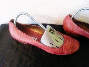 Tango Ballerina Leder rot Gr 39/40