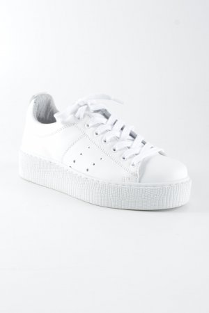 Tango Wedge Sneaker weiß Casual-Look
