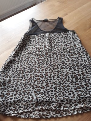 Tank Top mit Leoprint