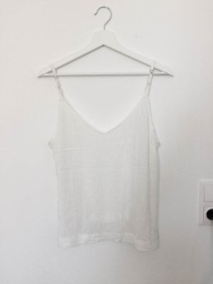 & other stories Camisola blanco Viscosa