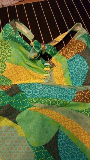 Costume da mare verde