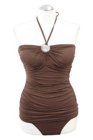 Michael Kors Tankini brown nylon