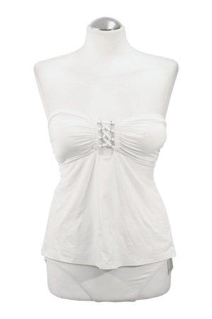 Michael Kors Tankini white nylon